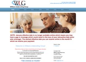 williamsunderwritinggroup.com