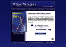 williamswords.co.uk