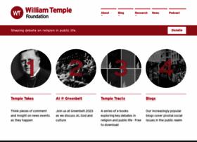 williamtemplefoundation.org.uk