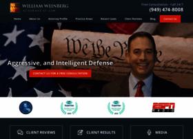 williamweinberg.com