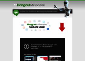 willie.hangoutmillionaire.com