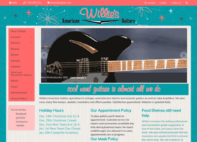 williesguitars.com