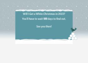 willigetawhitechristmas.com