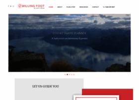 willingfoot.com