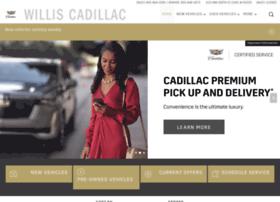 williscadillac.com
