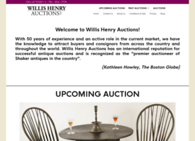 willishenryauctions.com