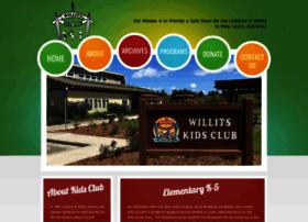 willitskidsclub.org
