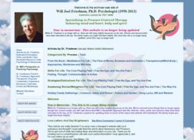 willjoelfriedman.com