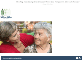 willowassistedcare.com