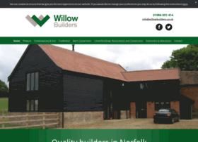 willowbuilders.co.uk