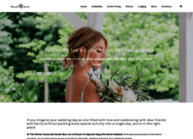 willowhouseweddings.com