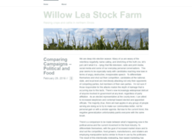 willowleastockfarm.wordpress.com