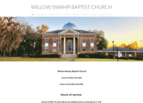 willowswampbaptistchurch.weebly.com