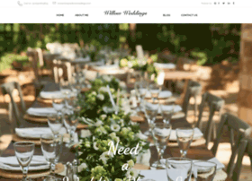 willowweddings.com