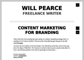 willpearce.wordpress.com