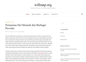 willraap.org