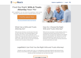 wills-trusts-attorneys.legalmatch.com