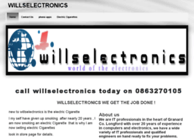 willselectronics.net
