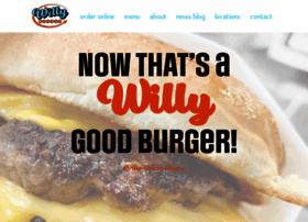 willy-burger.com