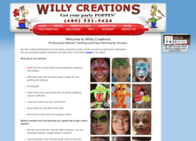 willycreations.com