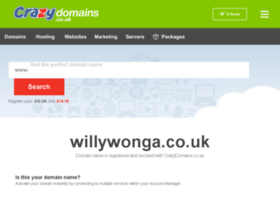 willywonga.co.uk