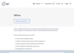 wilma.espoo.fi
