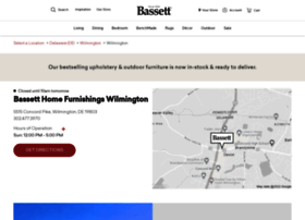 wilmington.bassettfurniture.com