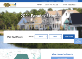 wilmingtonparadeofhomes.com