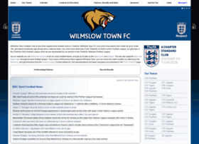 wilmslowtown.co.uk