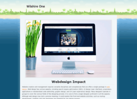 wilshireone.com