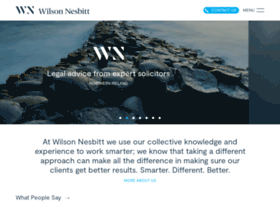 wilson-nesbitt.com
