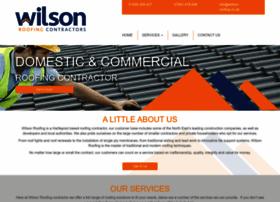 wilson-roofing.co.uk