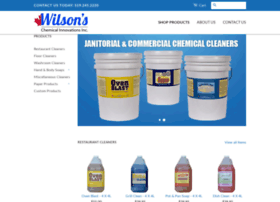 wilsonchemical.ca