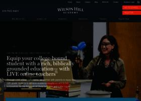 wilsonhillacademy.com