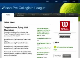 wilsonpc.tenniscores.com