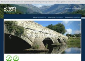 wilsons-holidays.co.uk