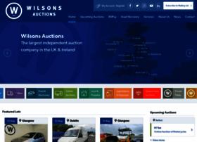wilsonsauctions.com