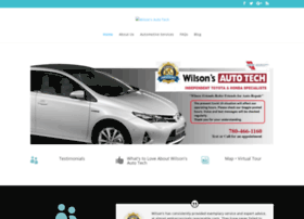 wilsonsautotech.com