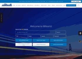 wilsonsusedcars.com