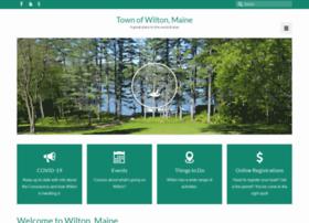 wiltonmaine.org