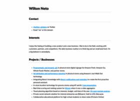 wiltonneto.com