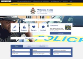 wiltshire.police.uk