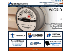 wimaxforum.org