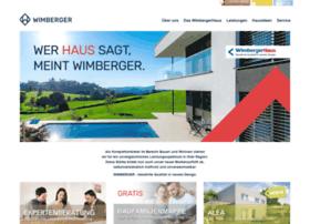 wimbergerhaus.at