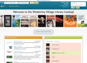 wimberley.biblionix.com