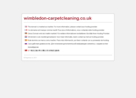 wimbledon-carpetcleaning.co.uk