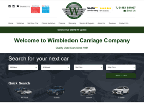 wimbledoncarriage.co.uk