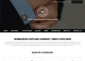 wimbledoncufflinks.com