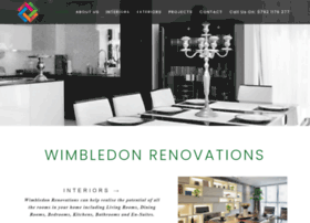 wimbledonrenovations.com