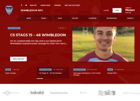 wimbledonrfc.co.uk